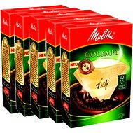 Melitta Coffee 1x4/80 Gourmet, 3 + 2 Free Pack - Coffee Filter