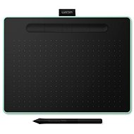 Wacom Intuos M with Bluetooth in Pistachio - Graphics tablet