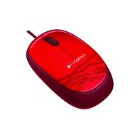 Logitech Mouse M105 Red