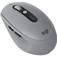 Logitech Wireless Mouse Silent M590 Grey - Mouse