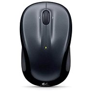 Logitech Wireless Mouse M325 Dark Silver - Mouse