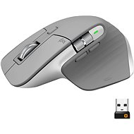 Logitech MX Master 3 Mid Grey - Mouse