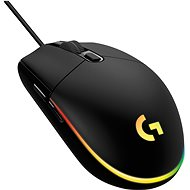 Logitech G102 Lightsync, Black - Gaming Mouse