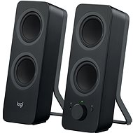Logitech Z207 Black - Speakers