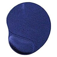 Gembird Ergo gel, blue - Mouse Pad