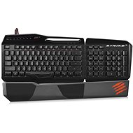 Mad Catz S.T.R.I.K.E.3 GK black - Keyboard