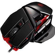 Mad Catz R.A.T. 3 glossy black - Gaming mouse