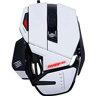 Mad Catz RAT 4+ white - Gaming mouse