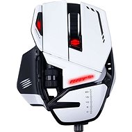 Mad Catz RAT 6+ white - Gaming mouse
