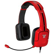 TRITTON Kunai Stereo Headset for Playstation 4, PS 3, and PS Vita Red - Gaming Headset