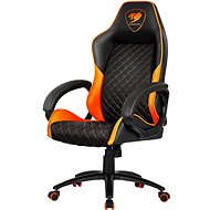 Cougar Fusion black/orange chair - Gaming Chair