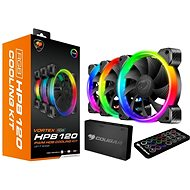Cougar VORTEX HDB RGB COOLING KIT - PC Fan