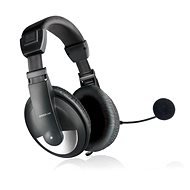 SPEED LINK Thebe Black - Headphones with Mic
