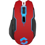 SPEED LINK CONTUS Black / Red - Gaming mouse