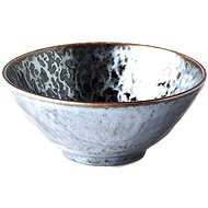 Made In Japan Udon Bowl, Black Pearl 20cm 900ml