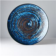 Made In Japan Copper Swirl 29cm, Shallow Plate - Plate