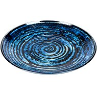 Made In Japan Copper Swirl 25cm, Shallow - Plate