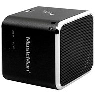 TECHNAXX MusicMan Mini Black - Portable Speaker