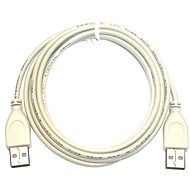 OEM USB 2.0 connecting cable 1.8m A-A - Data cable