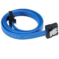 AKASA PROSLIM SATA blue 0.5m - Data cable