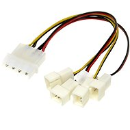 AKASA 4-pin PSU molex - Adapter