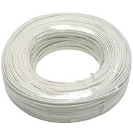 Datacom, telephone, 6-way, white, 100m - Telephone Cable