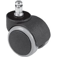 MULTISED BZJ 11140 Universal, 50mm - Package of 5 pcs - Chair Caster Wheel