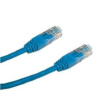 Datacom CAT5E UTP blue 0.5m - Network Cable