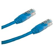 Datacom, CAT6, UTP, 0.25 m blue - Network Cable