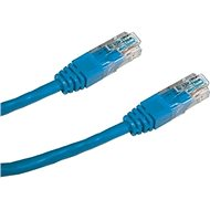 Datacom CAT5E UTP blue 1m