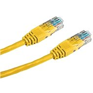Datacom, CAT6, UTP, 2m, yellow - Network Cable