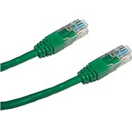 Datacom CAT5E UTP green 3m