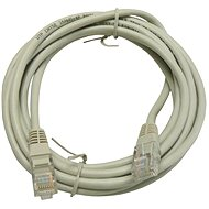 Datacom, CAT6, UTP, 3m, grey