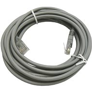 OEM CAT5E UTP grey 5m - Network Cable