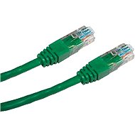 Datacom CAT5E UTP green 10m