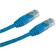 Datacom CAT5E UTP blue 0.25m