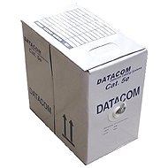 Datacom, Wire, CAT5E, FTP, LSOH, 305m/box - Network Cable