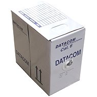 Datacom, wire, CAT6, FTP, LSOH, 305m/coil