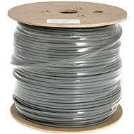 Datacom, wire, CAT6, UTP, PVC, 500m/coil - Network Cable