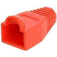 10-pack, Plastic, Red, Datacom, RJ45 - Connector Cover