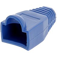 Datacom, RJ45, plastic, blue - Connector Cover