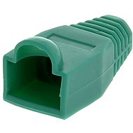 Datacom, RJ45, plastisc, green - Connector Cover