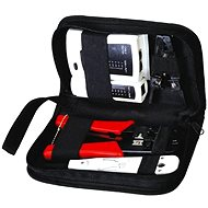 DATACOM NETWORK KIT 5 - Case With Tester and Tools - Combination Spanner Set