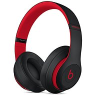 Beats Studio3 Wireless - The Beats Decade Collection - Defiant Black-Red - Wireless Headphones