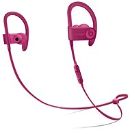 Beats Powerbeats 3 Wireless, Brick Red - Headphones with Mic