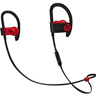 Beats PowerBeats3 Wireless - Defiant Black and Red - Wireless Headphones