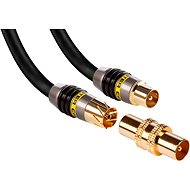 MONSTER Coaxial Cable Quad 3m - Cable