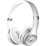 Beats Solo3 Wireless On-Ear Headphones – Silver