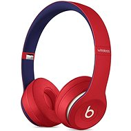 Beats Solo3 Wireless - The Beats Club Collection - Club Red