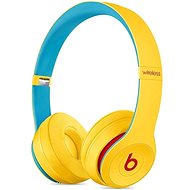 Beats Solo3 Wireless - Beats Club Collection - Club Yellow - Wireless Headphones